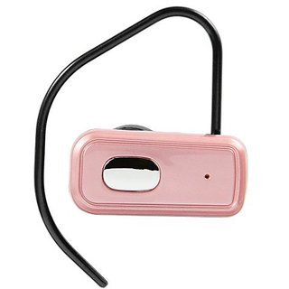 DELTON DBTCX1RUBY Bluetooth Headset - Retail Packaging - Pink