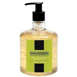 LAFCO House & Home True Liquid Hand Soap, Rosemary Eucalyptus 15 ounces fl oz