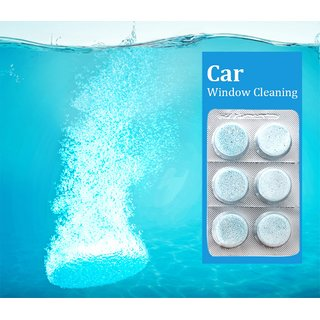 CarSun Auto Windscreen Cleaning Tablet