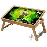 Ben 10 Multipurpose Foldable Wooden Study Table For Kids WDTB4