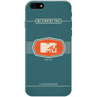MTV Gone Case Mobile Cover For Apple Iphone 7