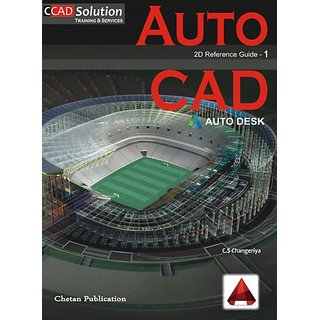 Auto CAD  2D Reference Guide  1 -English