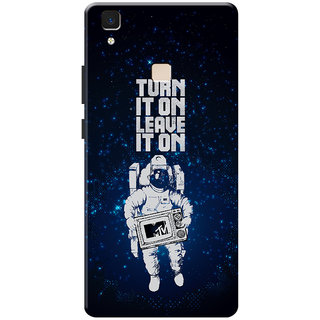 MTV Gone Case Mobile Cover For VIVO V3 Max