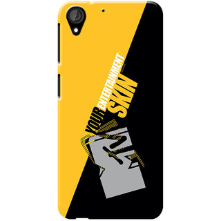 MTV Gone Case Mobile Cover For HTC Desire 626
