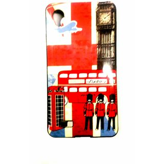 AR ACCESSORIES PRINTED BACK COVER FOR VIVO Y 11