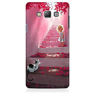 CopyCatz Floral Girly Wall Premium Printed Case For Samsung Grand Prime 5308