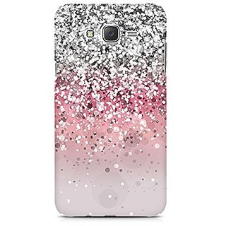 CopyCatz Hex Love Premium Printed Case For Samsung J1 2016 Version