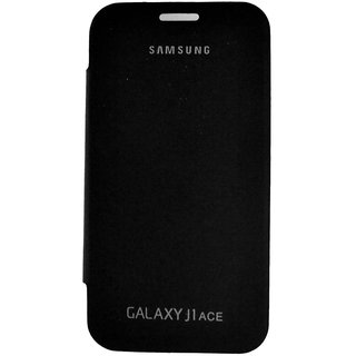 separation shoes 13186 ce1b6 Flip Cover For Samsung Galaxy J1 Ace -Black