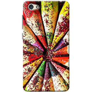 Blue Throat Printed Back Cover For Gionee Elife S6