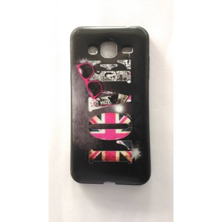 AR ACCESSORIES MULTI  COLOUR PRINTED BACK COVER FOR SAMSUNG Z3
