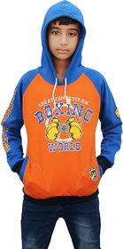 Kothari boys Full Sleeve  Fleece Hoodies sweatshirt