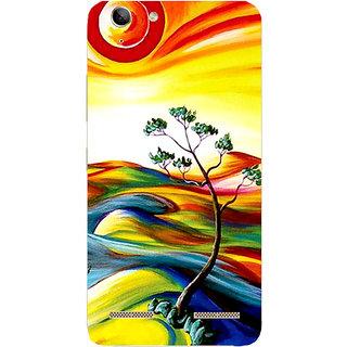 Saai Creation Lenovo K5 Note Multi Colour Graffiti  Illustrations Back Cover