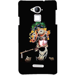 Snapdilla Spiritual  Lord Gokul SriKrishna Hindu Religious Phone Case For Coolpad Note 3