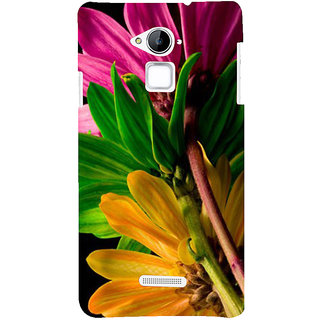 Snapdilla Awesome Colourful Cute Daisy Flowers Pretty Cute Designer Case For Coolpad Note 3