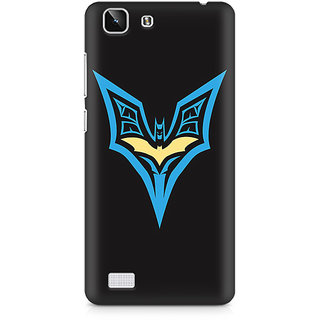 CopyCatz Superman Standing Premium Printed Case For Vivo X5