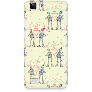 CopyCatz Love, Kiss And Gifts Premium Printed Case For Vivo X5