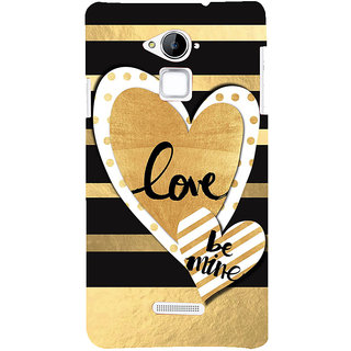 Snapdilla Love Be Mine Crazy Lovers Classic Little Heart Good Looking Smart Cell Cover For Coolpad Note 3