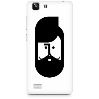 CopyCatz The Cigar Premium Printed Case For Vivo X5
