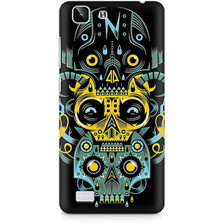CopyCatz Wanderlust Premium Printed Case For Vivo X5