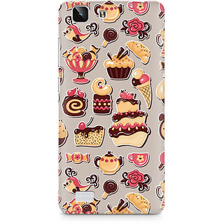 CopyCatz Ice Cream Love Premium Printed Case For Vivo X5