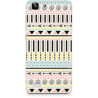 CopyCatz Sweet Banana Premium Printed Case For Vivo X5