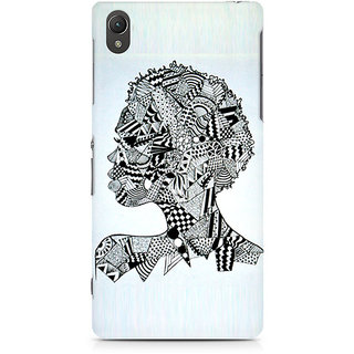 CopyCatz Abstract Pattern Premium Printed Case For Sony Xperia Z5 Dual