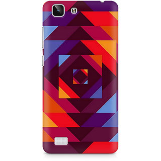CopyCatz Classy Car Back Premium Printed Case For Vivo X5