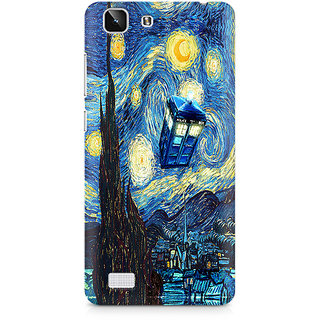 CopyCatz Deer Symmetry Premium Printed Case For Vivo X5