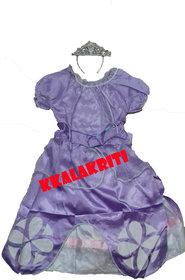 Sophia Princess Fancy Dress Costume For Kids