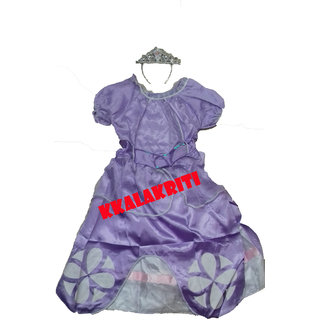 Sophia Princess Fancy Dress Costume For Kids