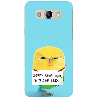 Unique Print Back Cover For Samsung Galaxy On8