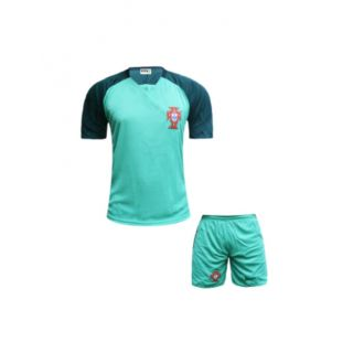 Portugal home Jersey whit shorts