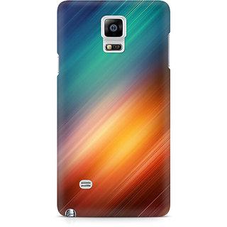 CopyCatz Sun In The RainboW Premium Printed Case For Samsung Note 4 N9108