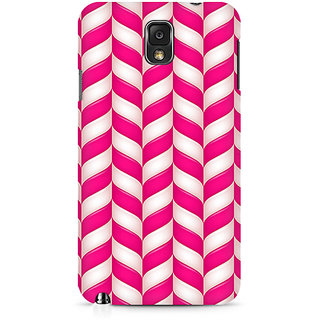 CopyCatz Candy Strips Premium Printed Case For Samsung Note 3 N9006