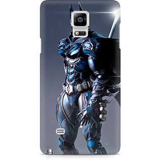 CopyCatz Dark Knight Animated Premium Printed Case For Samsung Note 4 N9108