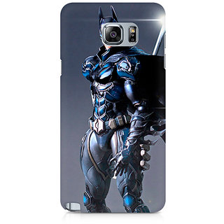CopyCatz Dark Knight Animated Premium Printed Case For Samsung Note 5