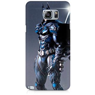 CopyCatz Dark Knight Animated Premium Printed Case For Samsung Note 5