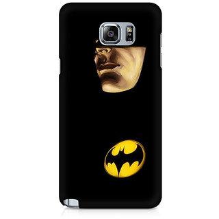 CopyCatz Dark Batman Premium Printed Case For Samsung Note 5