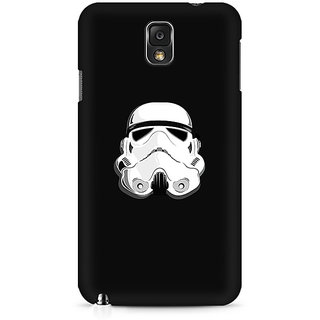 CopyCatz StormTrooper Premium Printed Case For Samsung Note 3 N9006
