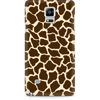 CopyCatz Cheetah Print Premium Printed Case For Samsung Note 4 N9108