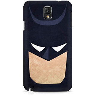 CopyCatz Batman Minimalist Premium Printed Case For Samsung Note 3 N9006