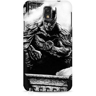 CopyCatz Batman Premium Printed Case For Samsung Note 3 N9006