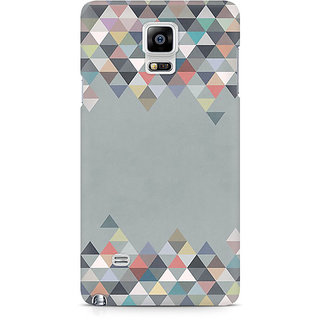 CopyCatz Mountains In Grey Premium Printed Case For Samsung Note 4 N9108
