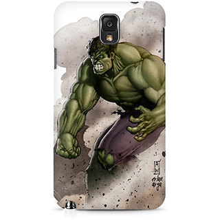 CopyCatz Hulk The Destroyer Premium Printed Case For Samsung Note 3 N9006