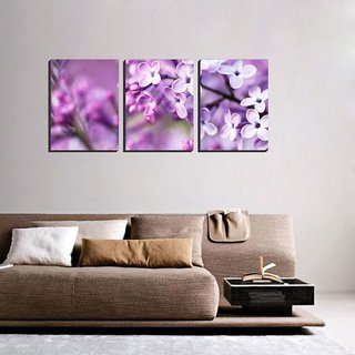 IMPRESSION WALL Beautiful Flowers Vinyl Wall Stickers