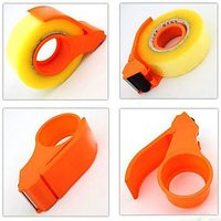 Tape Dispenser With Cutter - 2 Inches Handheld Tape Cutter Machine