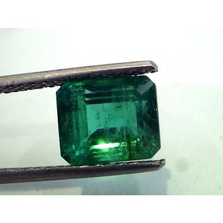3.65 Ct Unheated Untreated Natural Premium Zambian Emerald