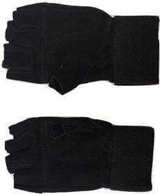 greenbee Fitness Gym Gloves Black N