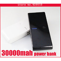SAMSUNG HIGH SPEED GOOD QUALITY 30,000 MAh  POWER BANK FOR ALL MOBILE PHONES-Black