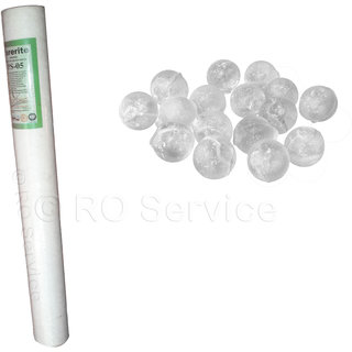 20inche RO Water Purifier Spun PP Filter + Anti Scalant Balls (32 Nos)